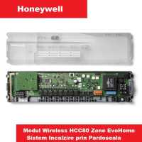 Controler Wireless Incalzire in Pardoseala Honeywell HCC80