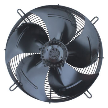 Ventilator Axial D400 Industrial