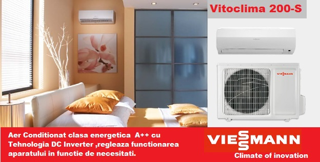 Oferta Viessmann Vitoclima 200-S