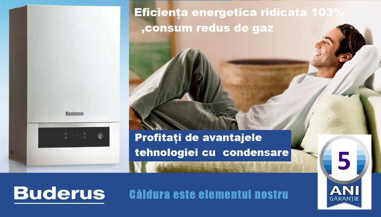 Oferta Extra Buderus Logamaxplus GB012