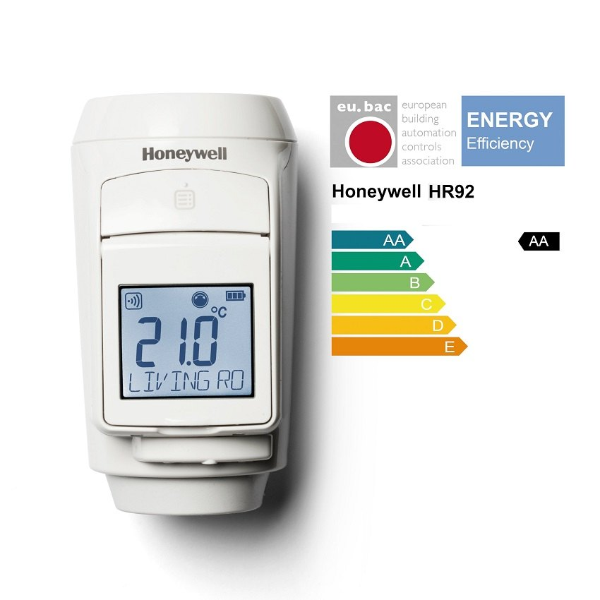 Cap termostat electronic RF Honeywell TheraPro HR92 EvoHome