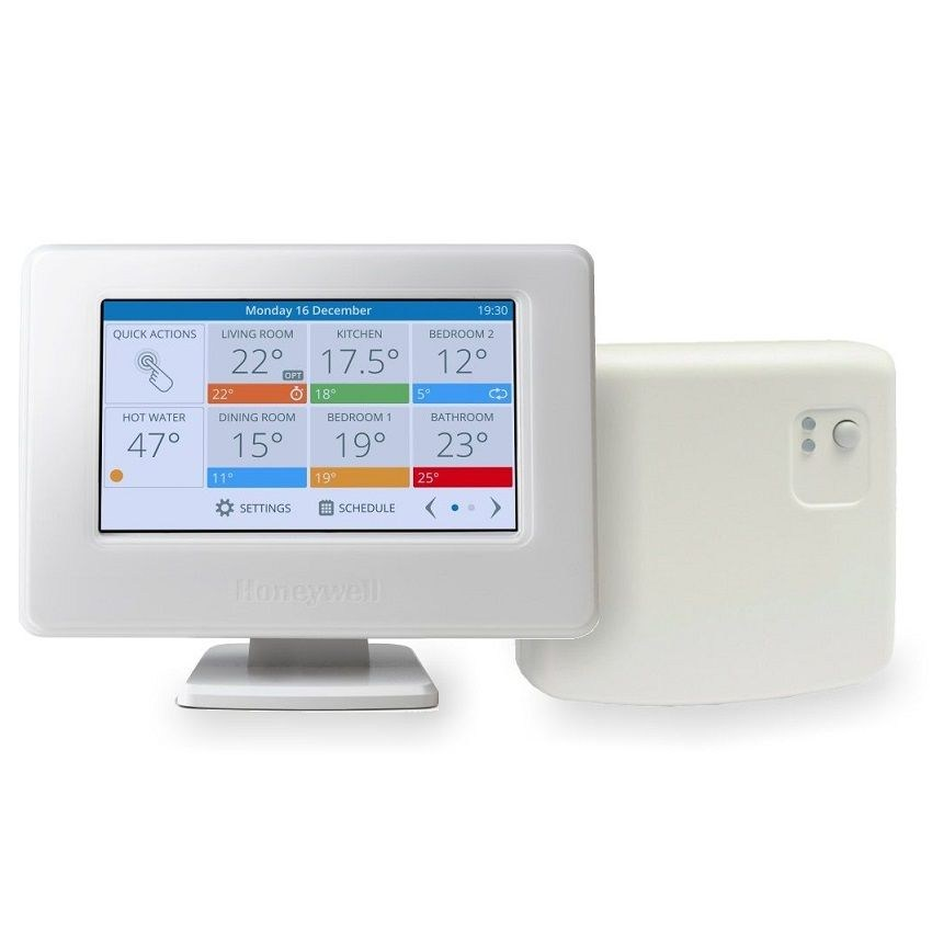 Termostat Honeywell EvoHome ATC921 Wi-Fi Control Touch Screen